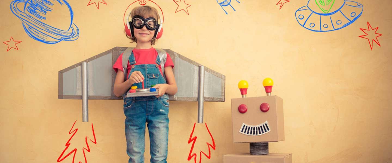 Çocuklar için eğitici oyuncaklar